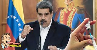 Maduro anuncia que él mismo seleccionará a 2000 personas para probar la vacuna rusa