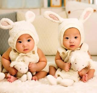 tips mengurus bayi kembar