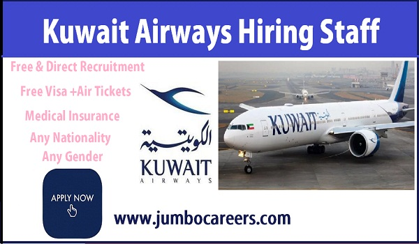 New Government jobs in Kuwait, Kuwait Government jobs for expats,