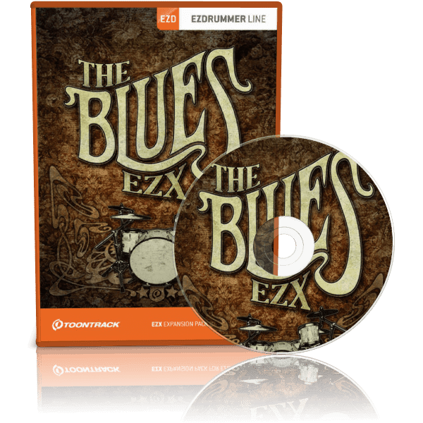 Toontrack The Blues EZX Full version