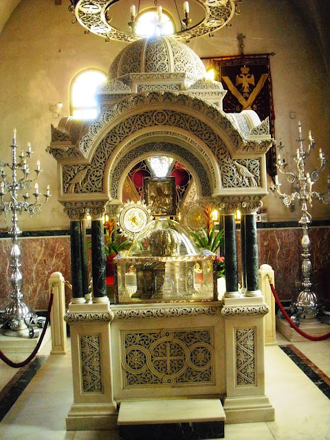 Η κάρα του Αποστόλου Ανδρέα http://leipsanothiki.blogspot.be/