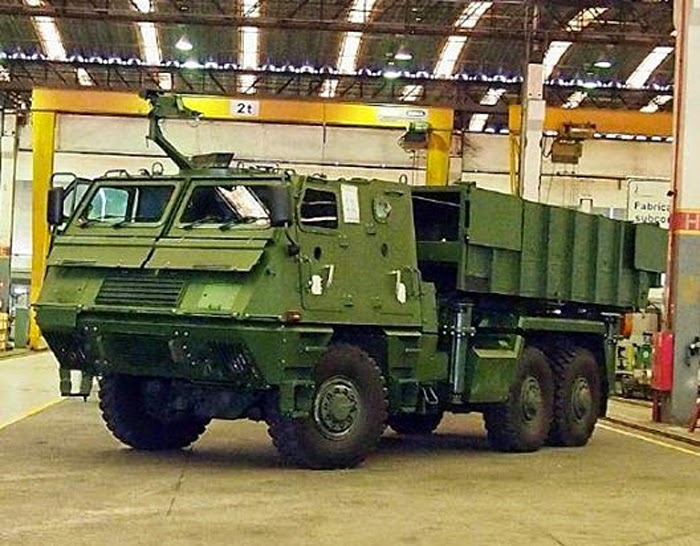 MLRS Astros II Mk-6