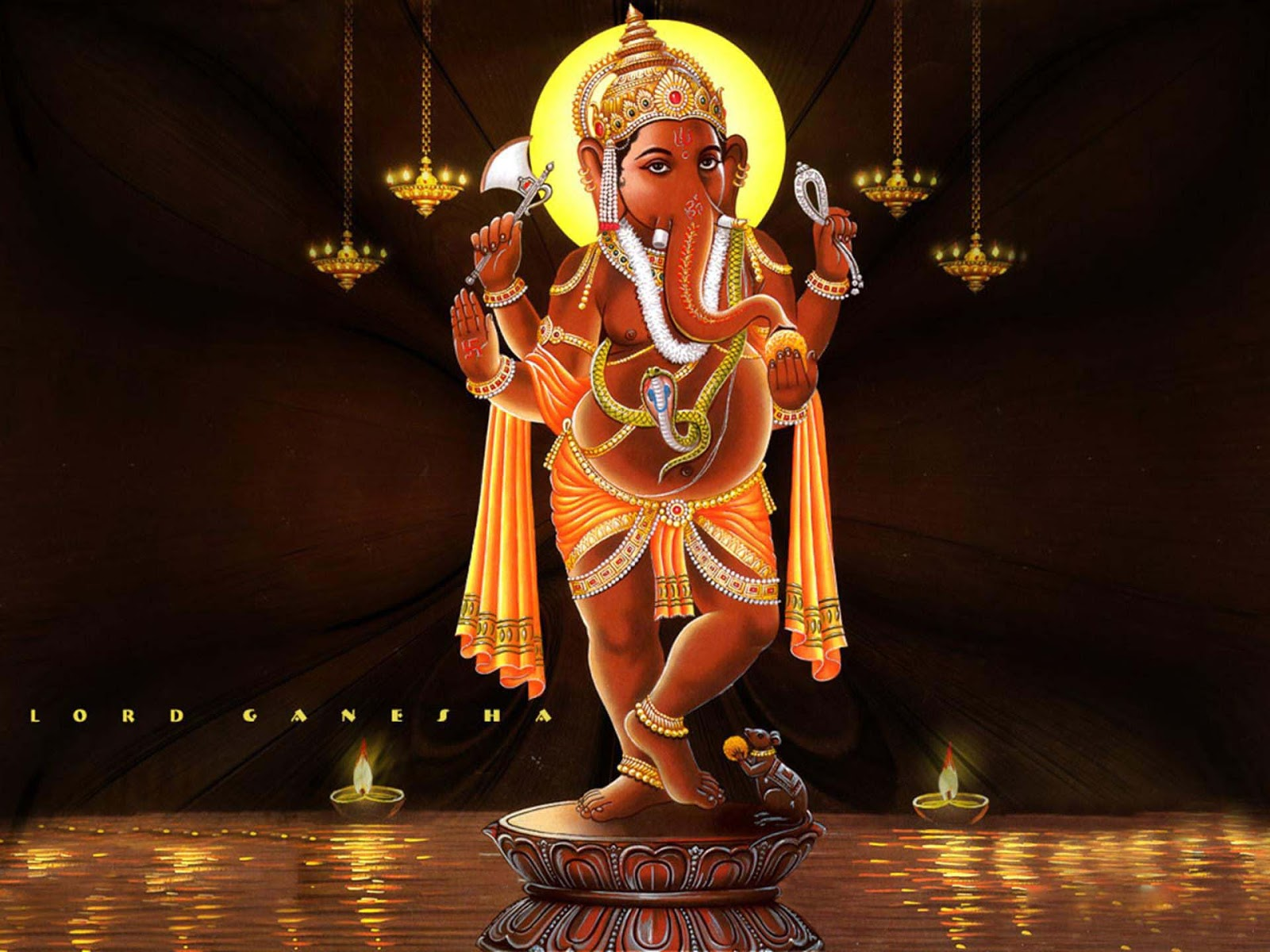 Lord Ganesha Latest Hd Images Free Downloads: Ganesha HD New Wallpapers Free Download