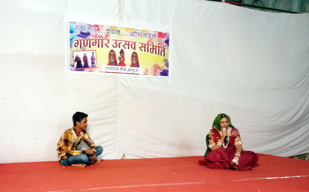 Organizing-fancy-dress-competition-on-the-second-day-of-Ganagaur-festiva-गणगौर पर्व के दूसरे दिन फेंसी ड्रेस प्रतियोगिता का किया आयोजन, प्रतिदिन हो रहे मनोहारी कार्यक्रम
