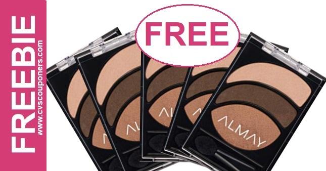FREE Almay Eye Shadow Trios CVS Deal 825-831