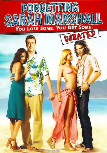 [18+] Forgetting Sarah Marshall 2008 Dual Audio Hindi Dubbed UnCut BRRip 720p 900MB | 480p 400MB Poster