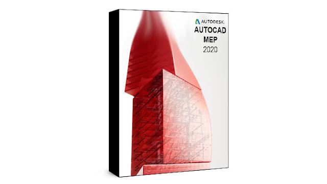 تحميل برنامج AutoCAD MEP 2020 كامل مع التفعيل