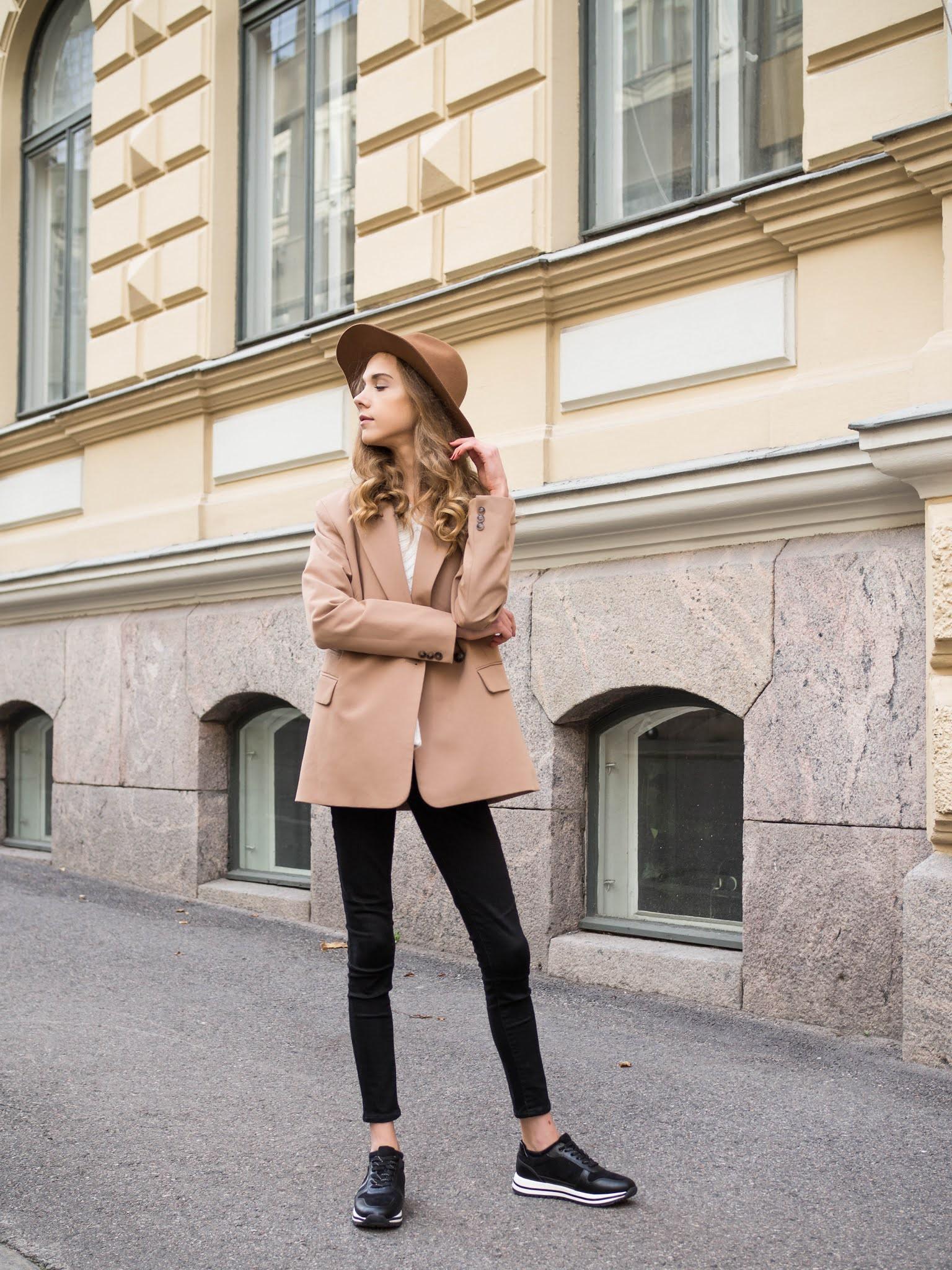 Inspiraatiota syyspukeutumiseen - Autumn outfit inspiration