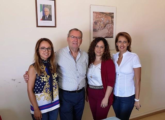 Mariangela Vaccarino nuovo assessore a Siculiana
