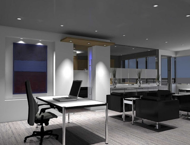 best modern contemporary home office furniture systems design ideas