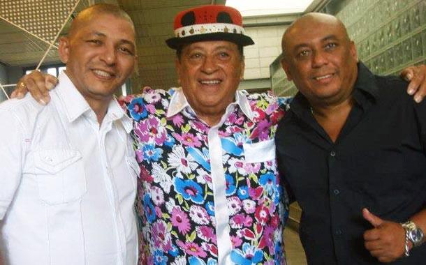 Caju e Castanha com participação de Genival Lacerda no SESC Registro-SP neste 17/09