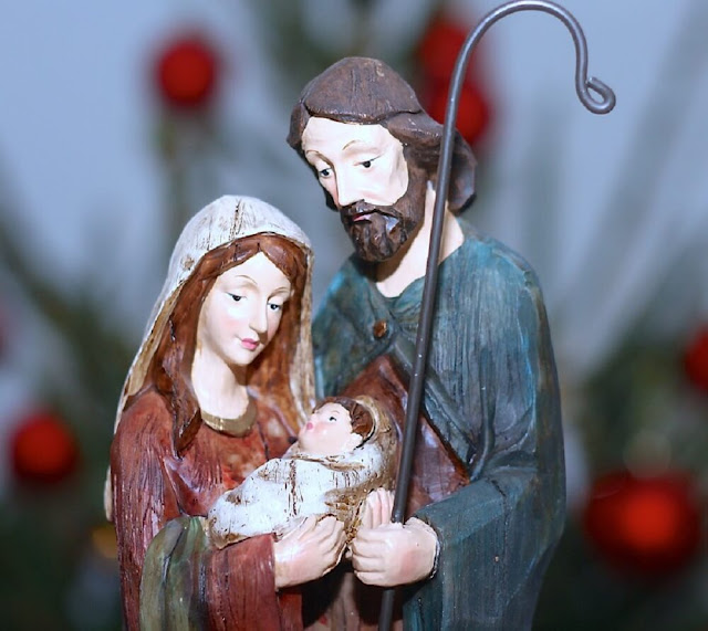 Christmas Birth of Baby Jesus Images