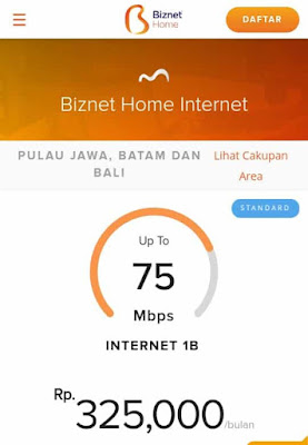 paket wifi murah di biznet