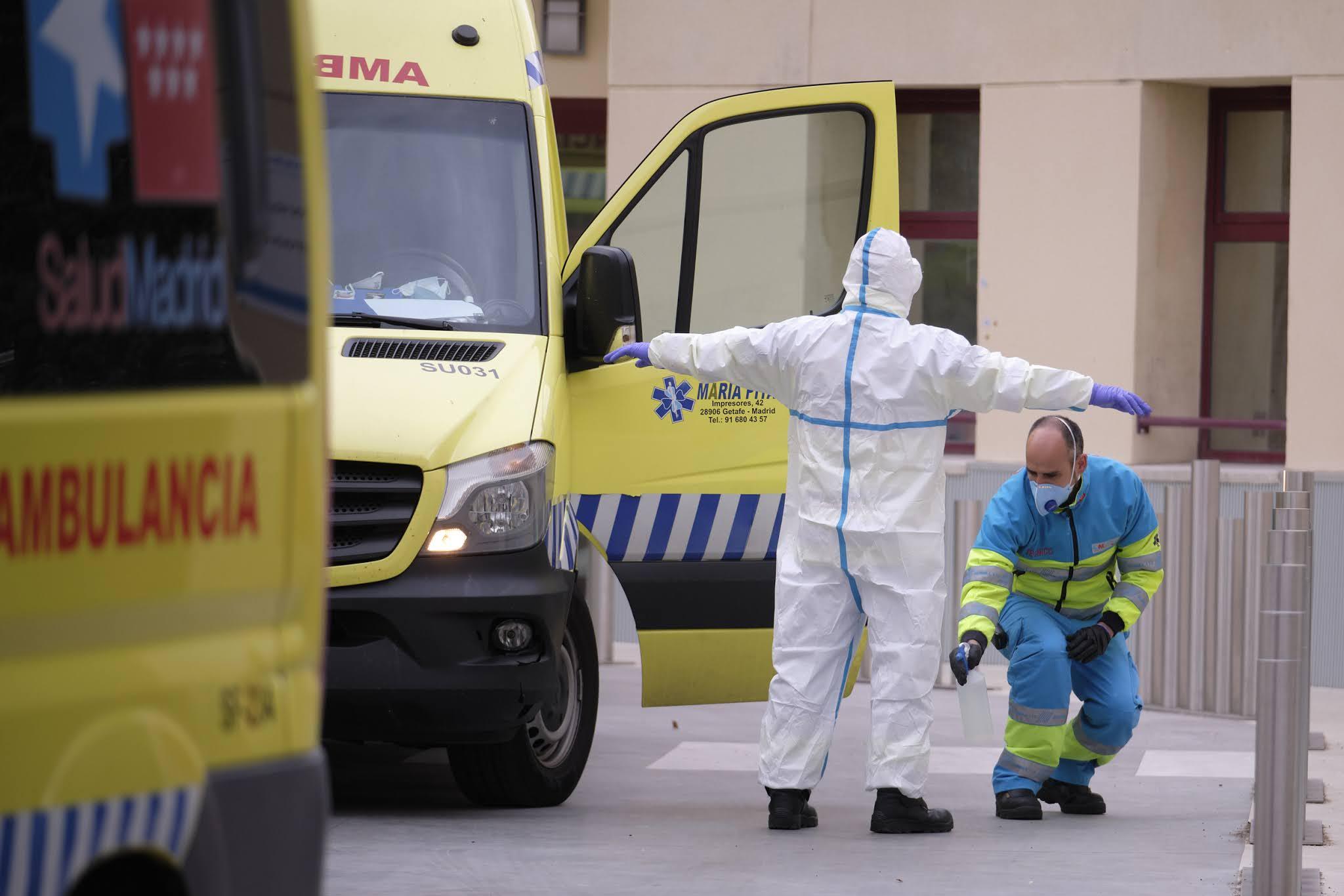 España registra un nuevo récord de casos diarios: Madrid adelanta el toque de queda