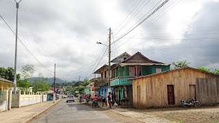 Guadalupe is very colonial in Sao Tome