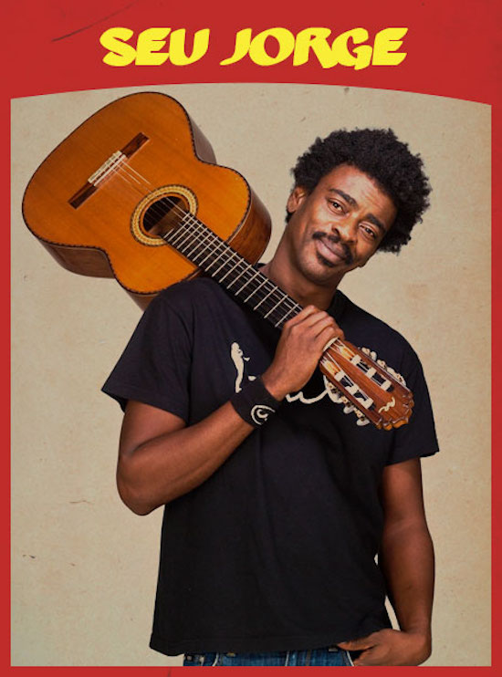 Seu Jorge @ Queen Elizabeth Theatre, August 21
