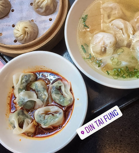 din tai fung xiao long bao spicy dumplings won ton soup top 10 things to do in sydney travel guide diary