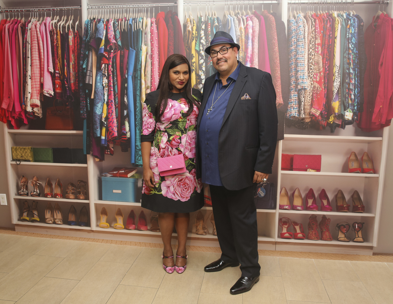 d3d9fdcb4d 'The Mindy Project': step inside Mindy's closet with Paley Center's Costume  Exhibit