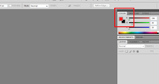 Cara mengetahui isyarat HTML mudah dengan photoshop