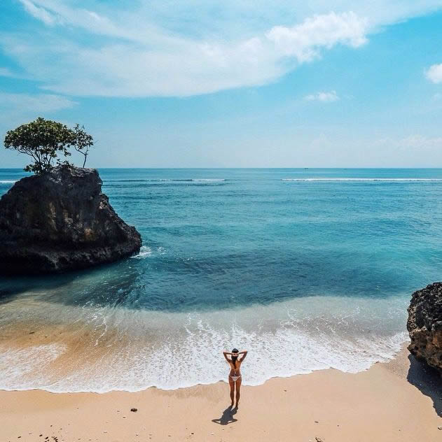 Enumerated Agricultural Commodities - Bingin Beach   Bali, Indonesia