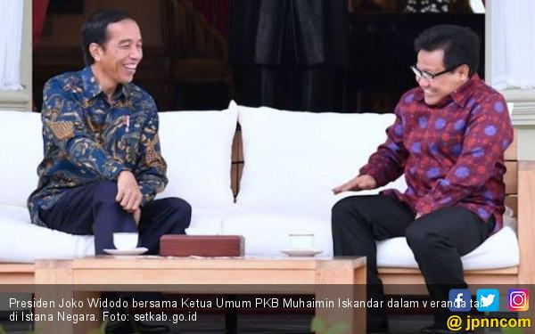 Jokowi Tak Gandeng Cak Imin, Kiai Nahdiyin Pertimbangkan Dukung Poros Baru
