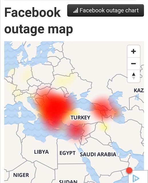 facebook crash