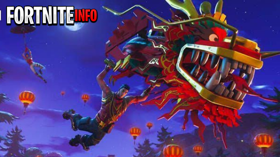 Fortnite Chinese New Year Skins And Event