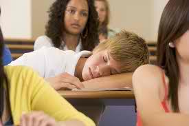 Teen Sleep Problems Tip Noisy 113