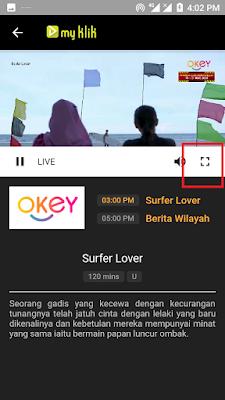 how install rtm mobile live internet tv streaming app-5