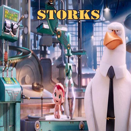 Storks, Storks Poster, Storks Film, Storks Synopsis, Storks Review, Storks Trailer