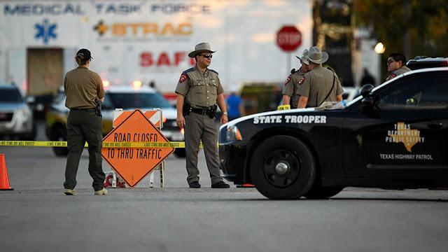 """Excompañeros del tirador de la iglesia de Texas: """"Pensaba que los que creían en Dios son estúpidos"""""""