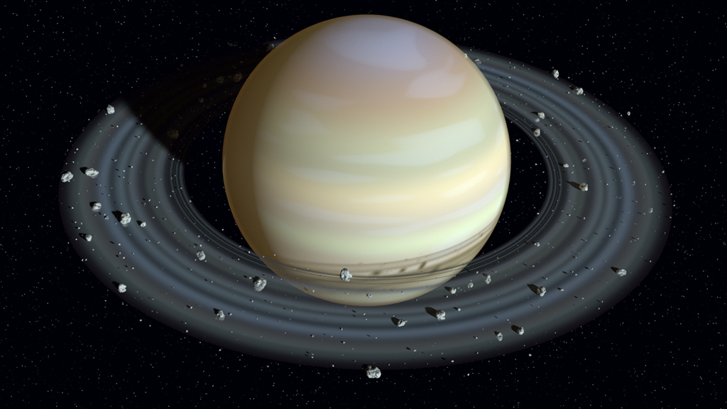 Fakta Lengkap Planet Saturnus Anak Cemerlang