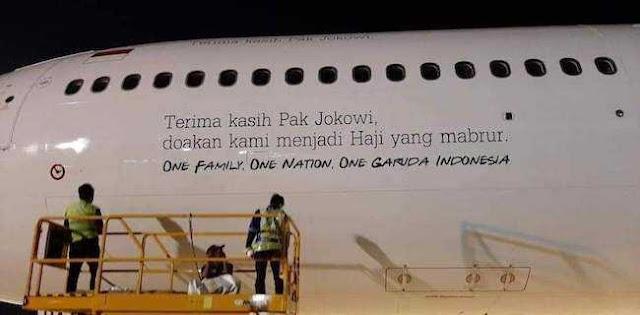 "Saran Dahnil, Presiden Pecat Inisiator ""Terima Kasih Jokowi"" Di Garuda"