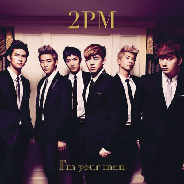 2PM – I'm your man -Japanese Ver.- – EP