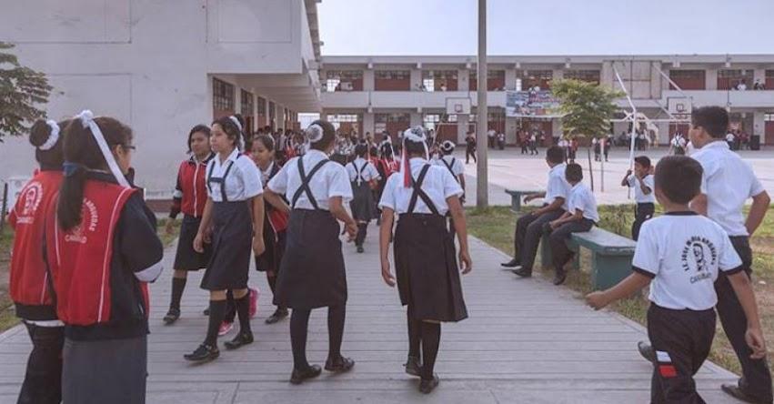 Conoce el plan para la recuperación de clases por suspensión al inicio de año en Lima Metropolitana - DRELM - www.drelm.gob.pe