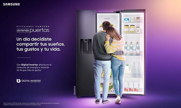 Abriendo-Puertas-All-Around-Cooling-Digital-Inverter-Neveras-Samsung-Side