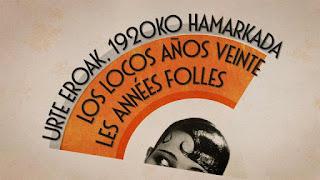 Los locos años 20. Exposición en el Museo Guggenheim de Bilbao