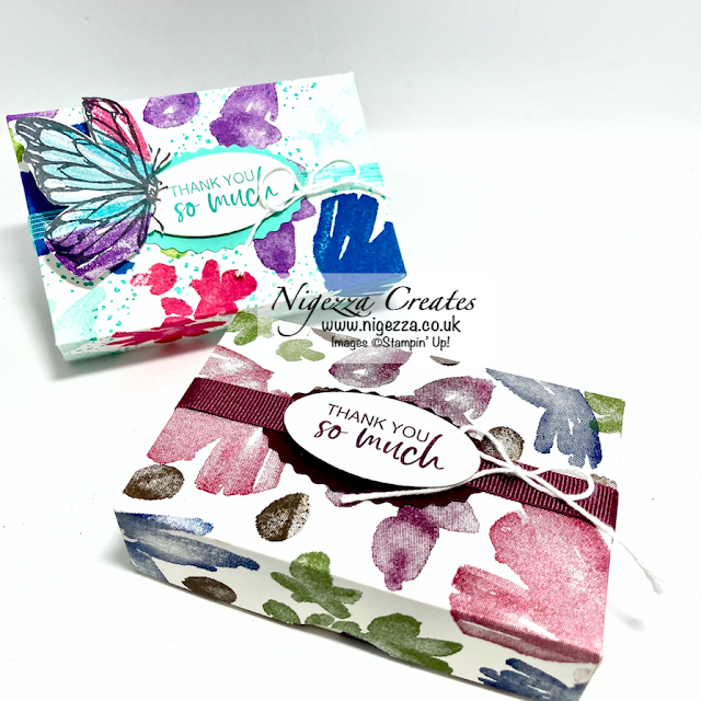 Body Shop Soap Box Using A Touch Of Ink