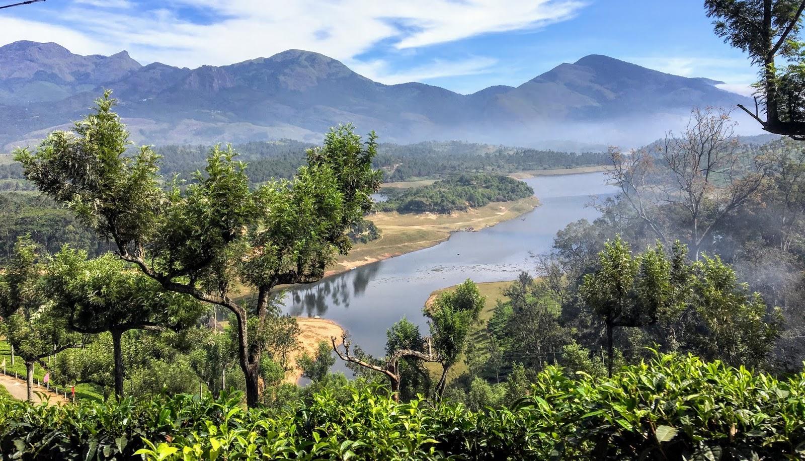 Anayirankal Dam, Pooppara