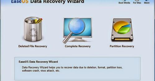 easeus data recovery wizard code