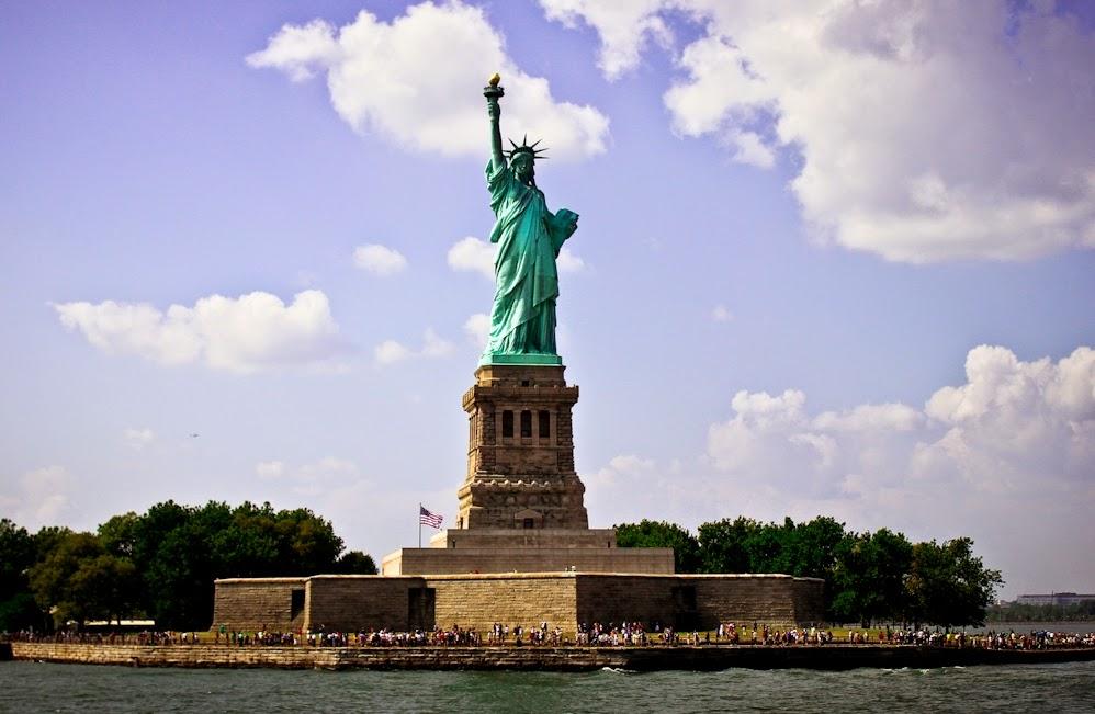 Estatua Liberdade - O que fazer Nova York