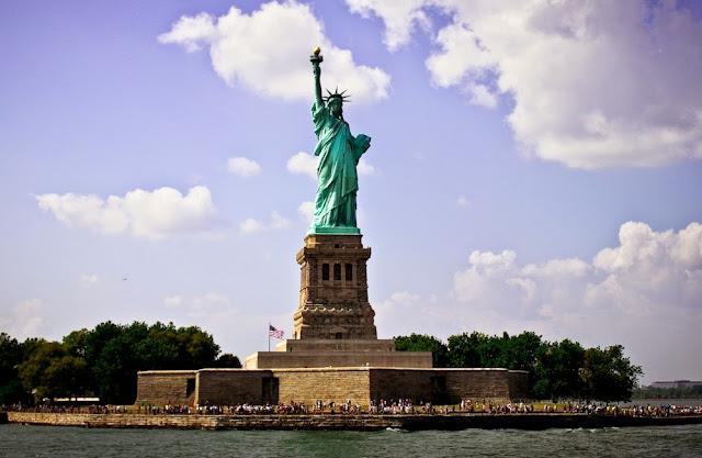 Passeio para a Estátua da Liberdade