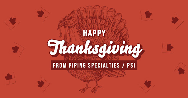 Happy Thanksgiving from PSI