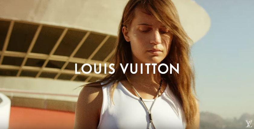 Canzone Louis Vuitton con palazzo bianco Pubblicità | Musica spot Ottobre 2016