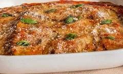 Berenjenas a la parmesana, la receta italiana