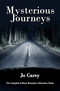 Announcing: Mysterious Journeys: The Complete 6-Book Romantic Adventure Series by Jo Carey