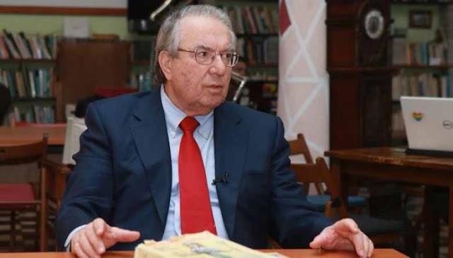 Γ.Μπαμπινιώτης: Ευλογία να μιλάς με την κυπριακή διάλεκτο