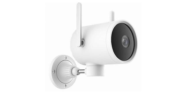 iMi Xiaobai Smart IP-Camera PTZ (CMSXJ25A)