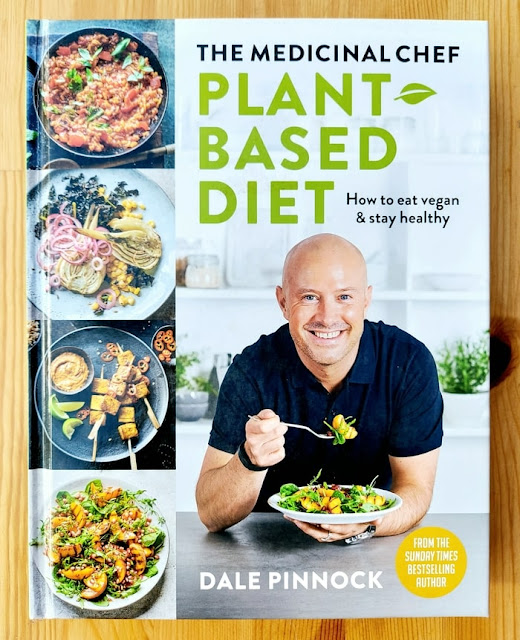 The Medicinal Chef - Plant-Based Diet cookbook