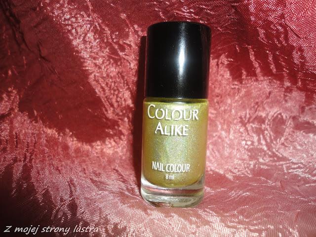 Colour Alike lakier do paznokci nr 515 Toż to złoto.